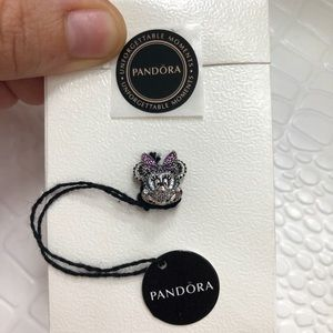 Limited edition autentic Pandora charm  new